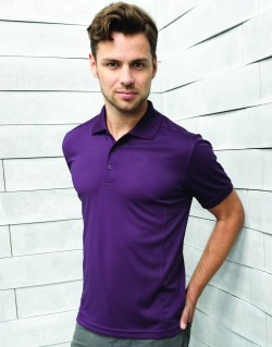 PREMIER | Mens Coolchecker Piqué Polo